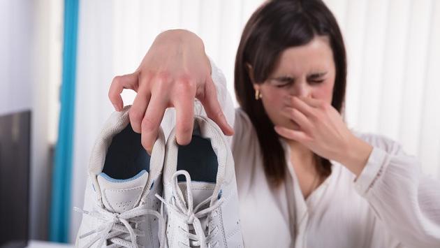 Consejos para deshacerse del mal olor en los pies