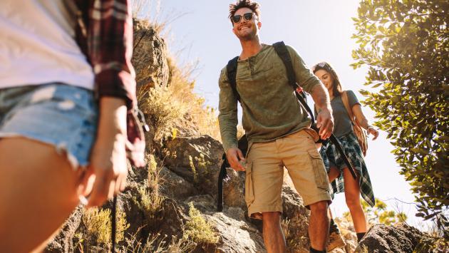 ¿Cuál es la importancia de la caminata en la vida diaria?