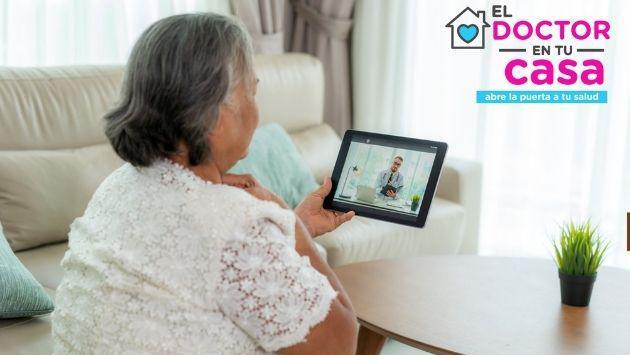 ¿Cuáles son los beneficios de la teleconsulta? Dr. en tu casa responde.