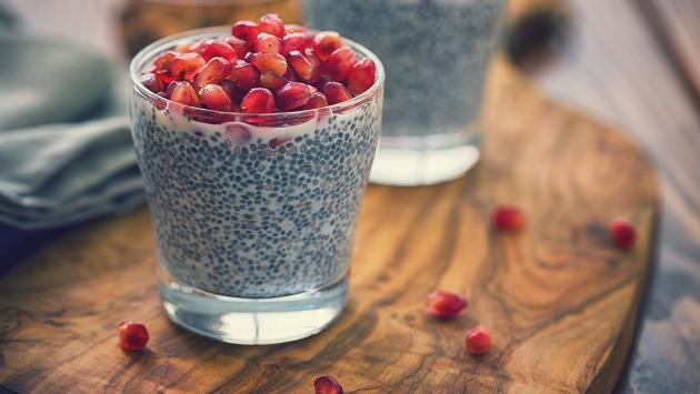 Desayunos con semillas de chía que te encantarán