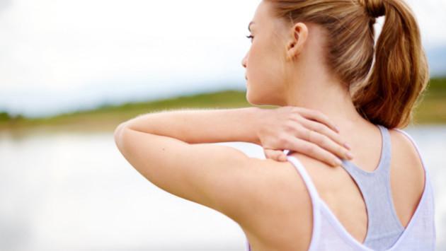 ¡Al presionar estos puntos de tu cuerpo, te relajarás!