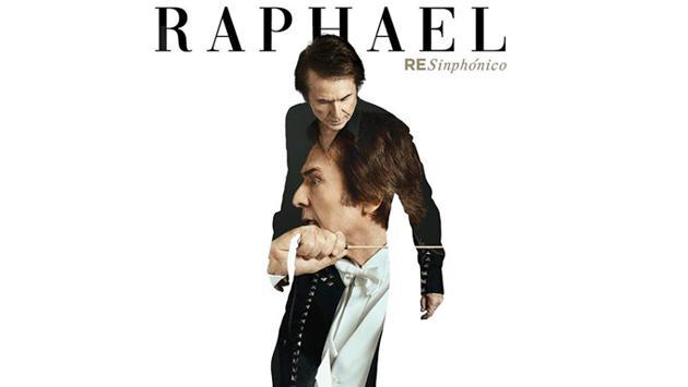 Conoce todos los detalles del nuevo disco de Raphael 'REsinphónico'
