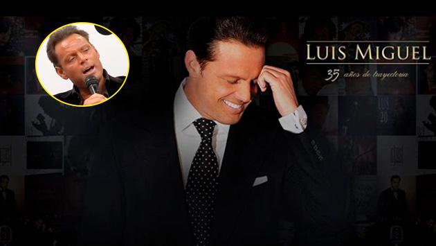 El doble de Luis Miguel asegura que reemplazó al cantante en una presentación