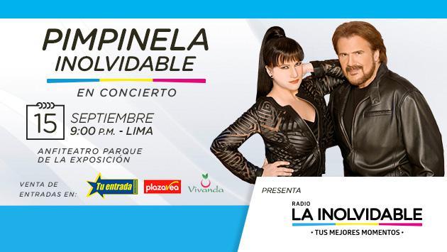 El dúo Pimpinela vuelve a Lima