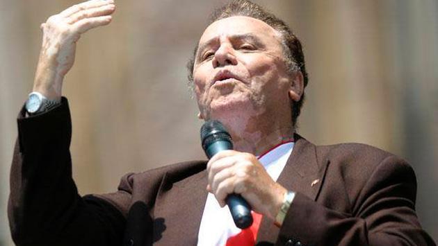 El compositor peruano Augusto Polo Campos fue internado de emergencia