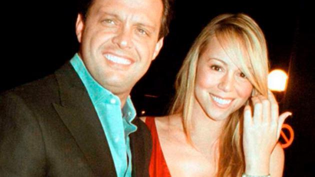 El coqueto audio de Luis Miguel conquistando a Mariah Carey
