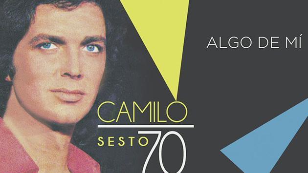 El disco que catapultó a Camilo Sesto está de aniversario