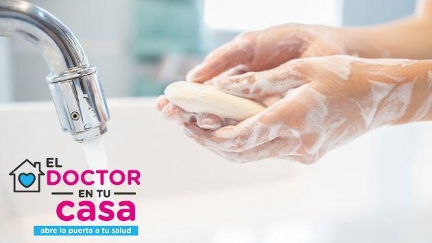 El Dr. En tu casa te recomienda el hábito del lavado de manos