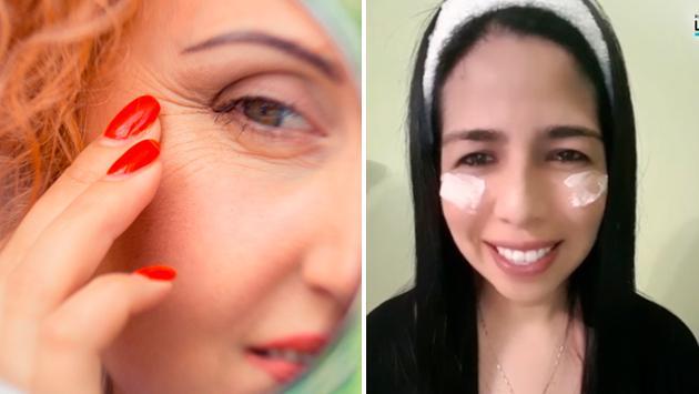 Elimina las arrugas usando un ingrediente