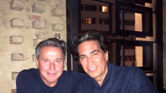 ¡Escucha aquí cantar a dúo a El Puma y Ricardo Montaner!