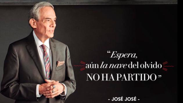 ¡Estos detalles sobre la vida de José José te sorprenderán!