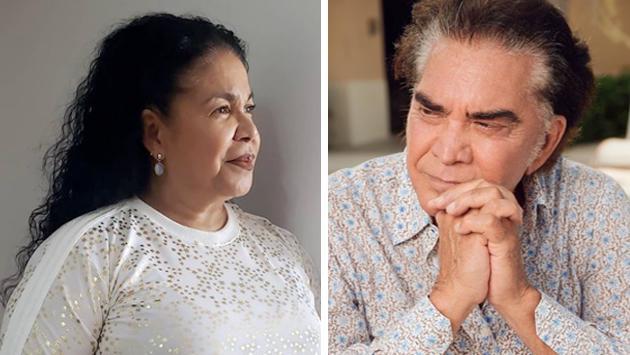 Eva Ayllón cantará con el 'Puma' José Luis Rodríguez en concierto virtual