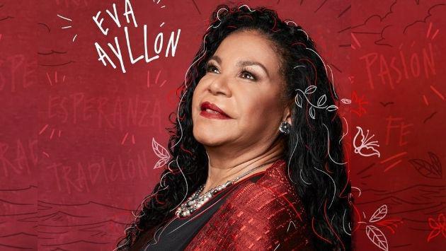 Eva Ayllón le canta al Perú por el Bicentenario