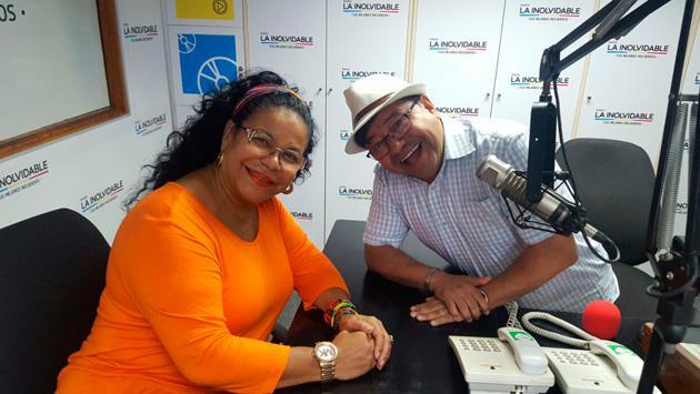 Eva Ayllón nos contó cuáles son sus canciones favoritas de 'La Hora del Lonchecito' con Koky Salgado