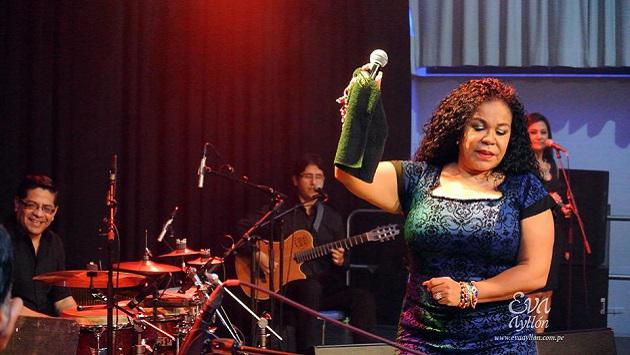 Eva Ayllón ofrecerá concierto a su público de Chile