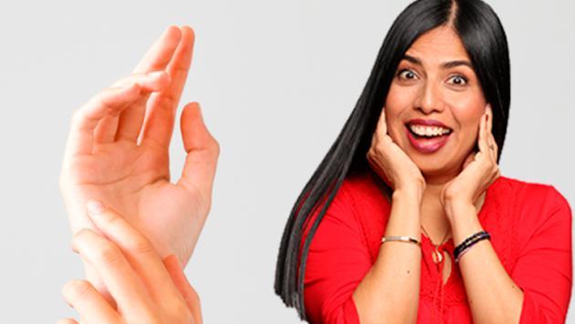Exfoliante casero para las manos