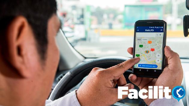 Facilito: la app que te muestra el precio del combustible y grifos más cercanos