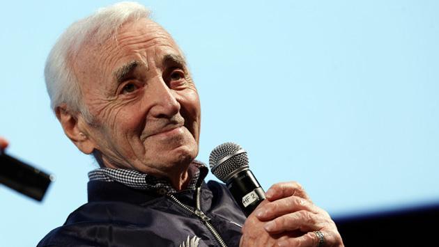 Falleció el cantante francés Charles Aznavour