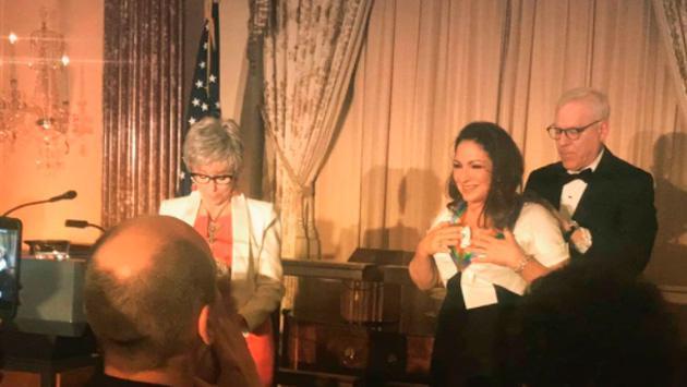 Gloria Estefan gana importante premio en Estados Unidos