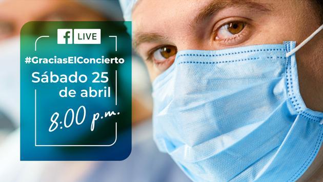 #GraciasElConcierto: cantantes peruanos se unirán para rendirle homenaje a los héroes de la salud