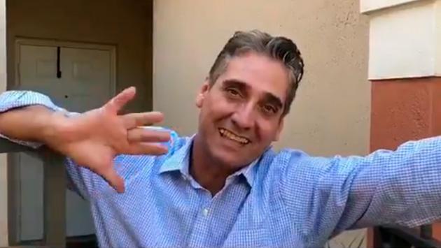 Guillermo Dávila dice su verdad sobre la crisis de su país