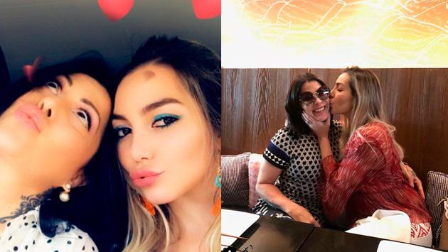 Hija de Alejandra Guzmán reveló lo que ha aprendido de su madre
