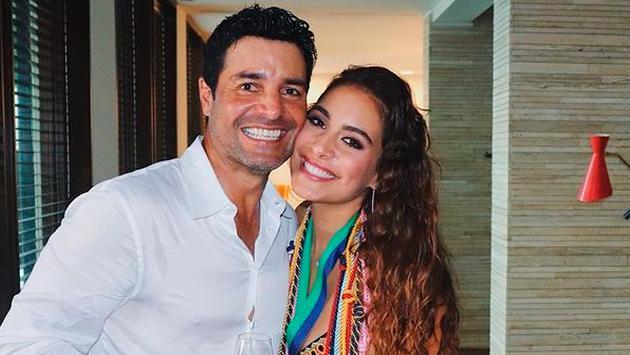 Hija de Chayanne Isadora Figueroa debutó como cantautora