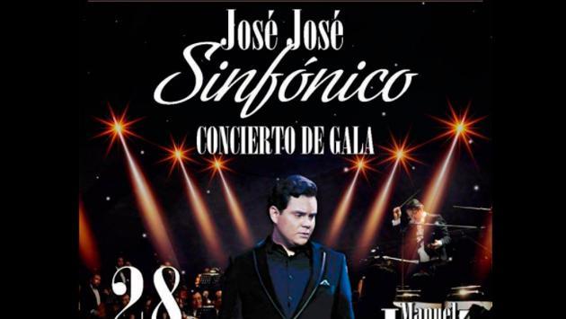 Hijo de José José le rendirá homenaje con concierto