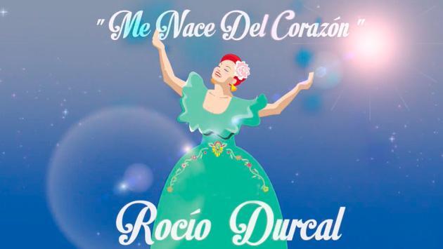 Realizan homenaje a Rocío Durcal en España