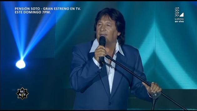 Imitador de Roberto Carlos provocó más de un suspiro en los fans del cantante
