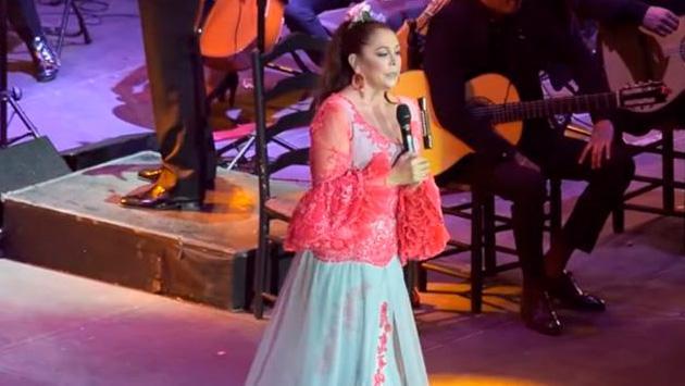 ¿Por qué Isabel Pantoja aplazó sus conciertos en Estados Unidos?