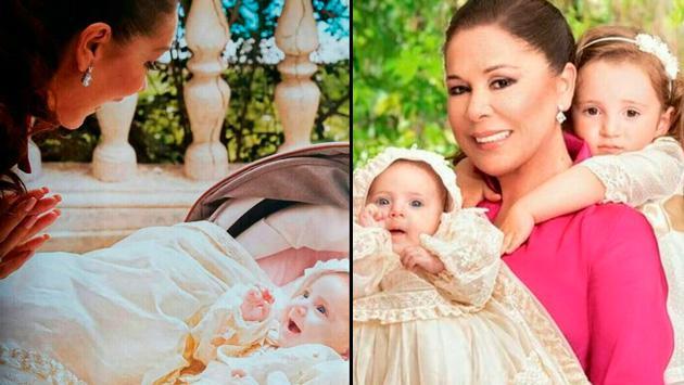 Isabel Pantoja pone condiciones para ir al bautizo de su nieto Albertito