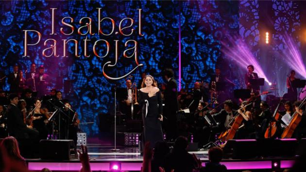 Isabel Pantoja engalanó 'Viña del Mar' y se llevó el máximo reconocimiento del festival
