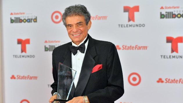 José José fue galardonado en los Premios La Musa