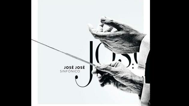 José José lanza disco sinfónico con sus mayores éxitos