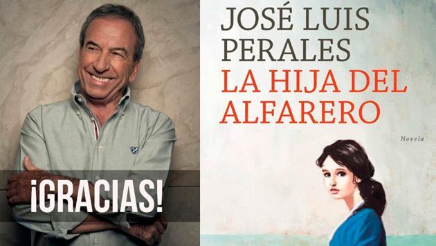 José Luis Perales obtuvo un gran éxito de ventas con su nuevo libro