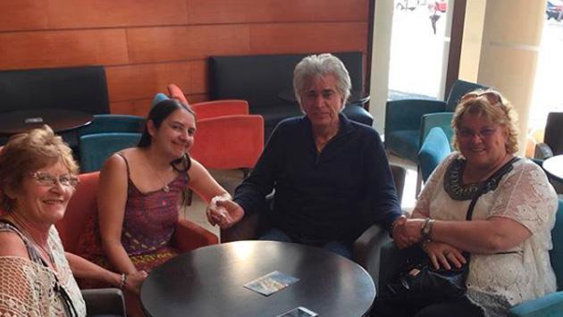José Luis Rodríguez 'El Puma' pasará su cumpleaños totalmente recuperado