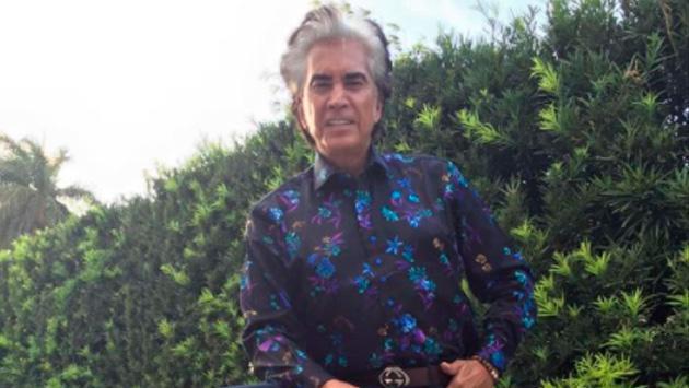 José Luis Rodríguez 'El Puma' se sigue recuperando después de su doble trasplante de pulmón