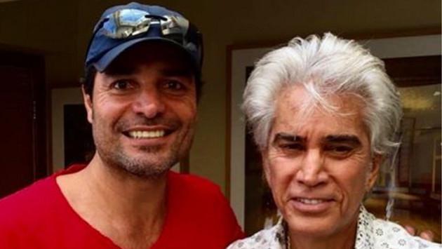 José Luis Rodríguez interpreta junto a Chayanne el tema 'Culpable soy yo'