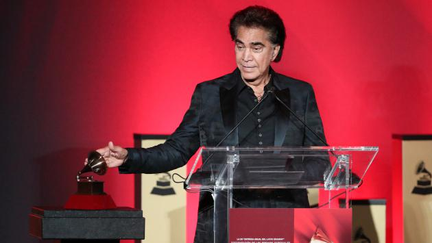 El Puma José Luis Rodríguez se sumó al Dolly Parton Challenge