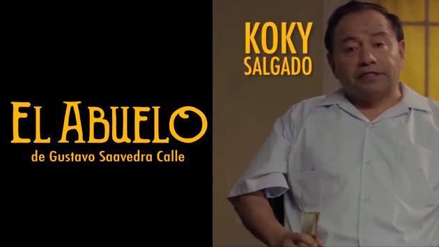 ¡El gran Koky Salgado actúa en película peruana!