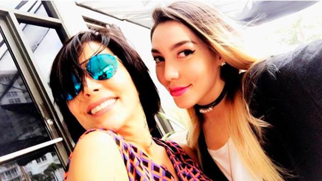 La hija de Alejandra Guzmán alborotó las redes sociales con este video