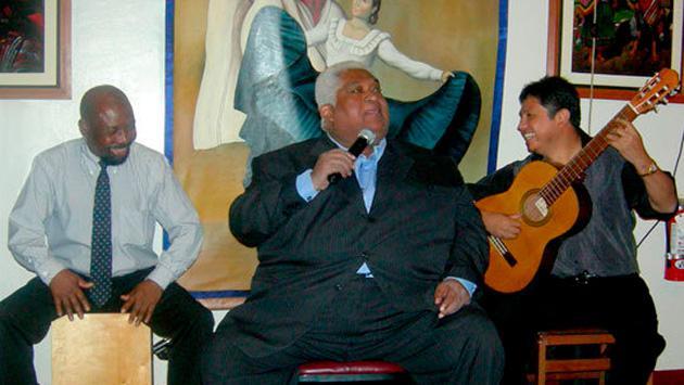 La inolvidable interpretación de 'Y se llama Perú' del Arturo 'El Zambo' Cavero