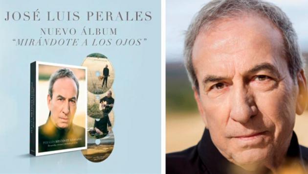 Latin Grammy 2020: 'Mirándote a los ojos' de José Luis Perales entre los nominados