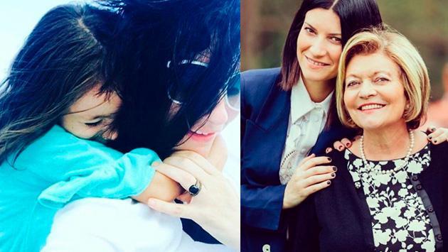 Laura Pausini confesó los duros momentos que vivió antes de ser madre