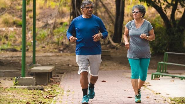 Los beneficios de la actividad física en adultos mayores
