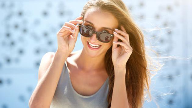 Los lentes sin filtro de rayos ultravioletas pueden dañar tus ojos