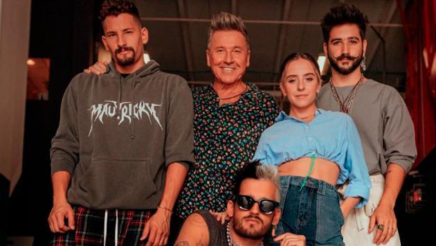 Los Montaner: dónde, cómo y cuándo ver el concierto de Ricardo, Evaluna Camilo, Mau & Ricky