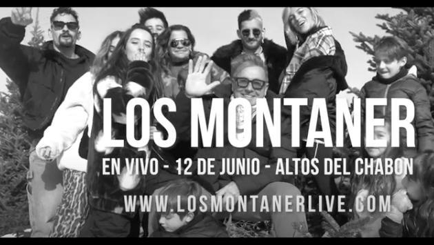 Los Montaner: mira el trailer de su show por Streaming