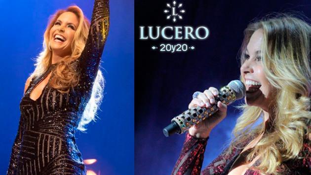 """""""Lucero 20y20"""", el nuevo álbum de la mexicana"""